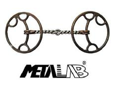 "Metalab Ring Snaffle-Bit ""Lifter II\"""