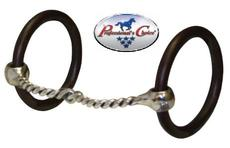 """Professional´s Choice\"" Ring Snaffle-Bit AVB-128"
