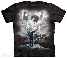 "T-Shirt ""Summoning the Sun\"" - Gr. XL (XXL)"