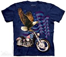 "T-Shirt ""Born to Ride\"""