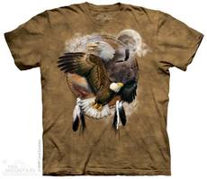"T-Shirt ""Eagle Shield\"""