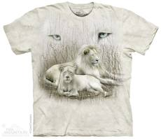 "T-Shirt ""White Lion\"""