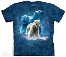 "T-Shirt ""Polar Collage\"""