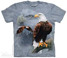 "T-Shirt ""Eagle Collage\"""
