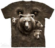 "T-Shirt ""Bear Eyes\"""