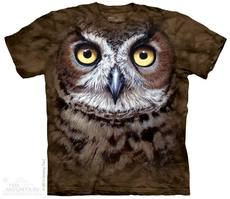 "T-Shirt ""Great Horned Owl\"""