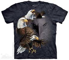 "T-Shirt ""Find 10 Eagles\"""