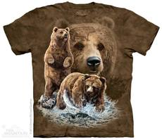 "T-Shirt ""Find 10 Brown Bears\"""