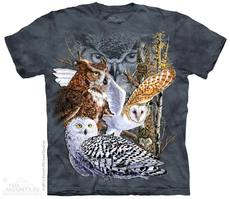 "T-Shirt ""Find 11 Owls\"""