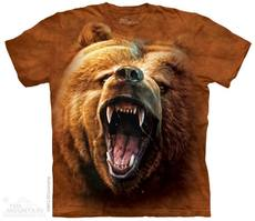 "T-Shirt ""Grizzly Growl\"""