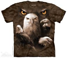 "T-Shirt ""Eagle Moon Eyes\"""