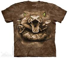 "T-Shirt ""Snake Moon Eyes\"""