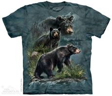 "T-Shirt ""Three Black Bears\"""