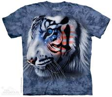 "T-Shirt ""Stars & Stripes Tiger\"""