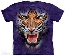 "T-Shirt ""Big Face Tiger\"""