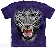 "T-Shirt ""Big White Tiger\"""