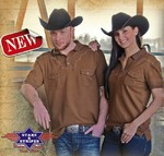 "Polo-Shirts ""Leah & Cole\"""