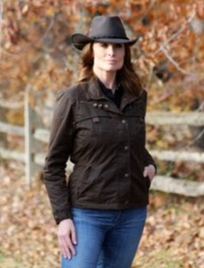 "Ladies Oilskin-Jacke ""Sheilas Delight\"""