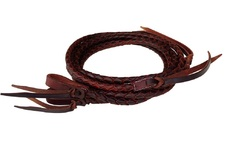 "GVR Split-Reins ""Braided\"" (A)"