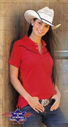 "Polo-Shirt ""Caitlin\"""
