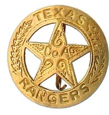 "Messingstern ""Texas Rangers 2\"""
