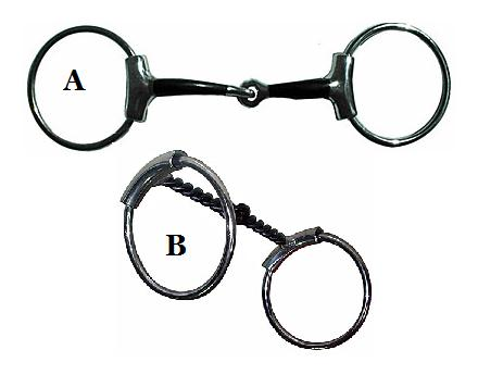 "Ring Snaffle Bit ""GVR Spezial\"""
