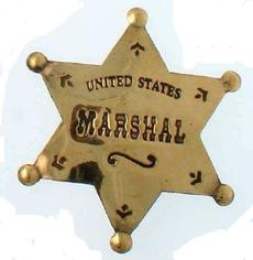 "Messingstern ""Marshal\"""