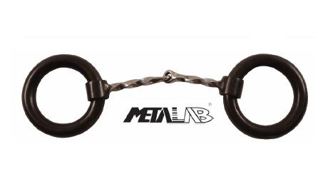 "Metalab Ring Snaffle Bit ""Special\"""