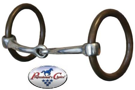 """Professional´s Choice\"" Ring Snaffle-Bit AVB-100"