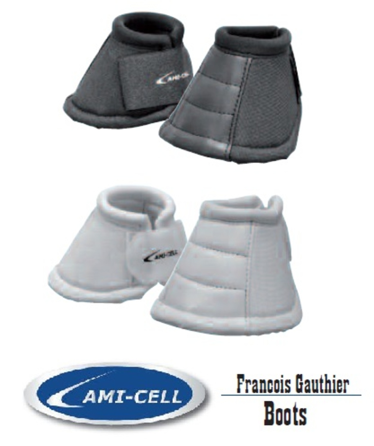"""Lami Cell\"" Bell-Boots"